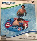 New Poolmaster Bump N Squirt Tube Pool Float Inflatable Aqua Fun