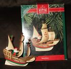 Santa Maria Hallmark Keepsake Ornament 1992-Chris Columbus 500th Anniversary