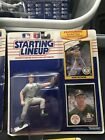 Starting Lineup 1990 Oakland A's Mark McGwire Featuring Rookie Card -TCC
