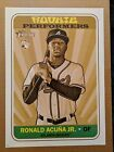 Ronald Acuña Jr. Rookie Cards Checklist and Gallery 65