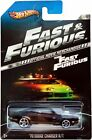 2013 Hot Wheels The Fast and the Furious Official Movie Merchandise Limited E