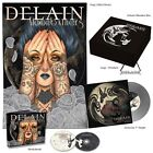 Delain - Moonbathers LTD Deluxe Wooden Box (Only 1000 made) Rare-OOP - Nightwish