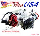 2 Stroke 47cc 49cc 50cc Racing Engine Motor Pocket Dirt Quad ATV Mini Bike