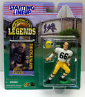 STARTING LINEUP 1998 RAY NITSCHKE Green Bay Packers Canton HOF Legends  Free S