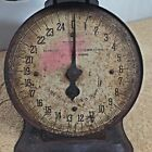Early American Antique Primitive Old Kitchen Scale Works Patented JUNE 17, 1913