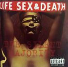 LIFE SEX & DEATH - The Silent Majority (CD / Reprise / 9 26996-2 / HARD ROCK)