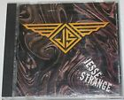 JESSE STRANGE - s/t CD (1992 / HARD ROCK / WTG NK 48985 / Love On The Telephone)