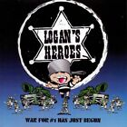 LOGAN'S HEROES - War For #1 Has Just Begun EP (ENUFF Z NUFF / FRIGO / Promo CD)