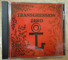 TRANSGRESSION ZERO - s/t (1995 / SISTERS OF MERCY Vision Thing / H. Pierce Barr)