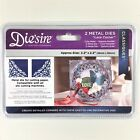 Diesire Crafters Companion Metal Die Set Classiques Lace Corner Card Making