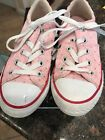 Converse Girls CT AS Madison OX Cherry Blossom Driftwood Sneakers Asst Size 12