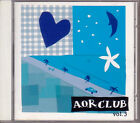 AOR CLUB 3 VA JAPAN Only CD Jack Wagner Maxus Marc Jordan Jay Gruska RARE!!