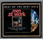MEN AT WORK:Contraband-Best Of Best-24kt GOLD-Sony Germany-LIMITED EDITION-RARE!
