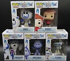 Funko - POP Movies: Smallfoot - Complete Set Of 5