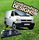 VW T4 Transporter Camper Day Van Double Seat Swivel Base RHD UK Model