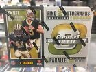 2017 Panini Optic Contenders Hobby Sealed Factory Box 2 Auto per FREE SHIPPING!!