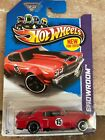 2013 Hot Wheels TOYS R US Exclusive 70 CHEVY CHEVELLE SS EDELBROOK RED VHTF Look