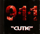 9*1*1 - Cutie (CD Maxi-Single 1994) 6 Tracks INDIE R&B 911 Wrecks-N-Effect