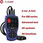 For Single Series Car Obd2 Abs Srs Airbag Bms Eps Scanner Tool Code Reader New