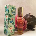 Vintage Avon BIRD OF PARADISE Cologne Purse Roll On Rollette NIB New old stock