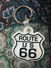 Route Us 66 Magnet keychain