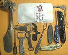 LOT PROMOTIONAL OPENERS KNIFE SCREWDRIVER BEER PET SHOES PLANTERS HEINZ PROTO