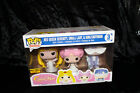 Sailor Moon Funko Pop! 3 pack Neo Queen Serenity Small Lady and King Endymion