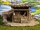FONTANINI ANIMAL CORRAL SWINGING DOORS RETIRED 54303 RARE NEW NATIVITY STABLE