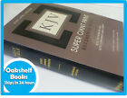 KJV Super Giant Print Reference BIBLE 17 Point Text NEW