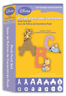 Cricut Cartridge Disney POOH FONT SET Brand New in Sealed Pkg HTF
