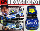 JIMMIE JOHNSON 2017 LOWES 48 CHEVY SS 1 24 SCALE ACTION NASCAR DIECAST