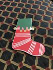 Coton Colors Happy Everything Mini Christmas Stocking Attachment