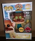 FUNKO POP! MONTEREY JACK CHASE Disney Chip'N'Dale Exclusive EB Games #465 NM+