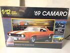 MONOGRAM 1/12 Scale 1969 CAMARO Z/28 - Vintage Model 3 'n 1 New