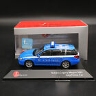 143 J Collection SUBARU Legacy Wagon Police Italy Car 2003 JC285 Diecast Models