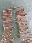 100- Vintage small Square Nails