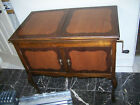 Vintage Victrola console Gramophone record Player made in 1917 in the USA