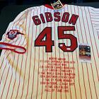 Bob Gibson Cards, Rookie Card and Autographed Memorabilia Guide 30
