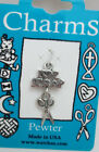 Watch Us Traditional Pewter Scrapbooking Charm Made In USA Linked I Love 2 Scrap