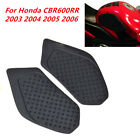 Left&Right Anti-slip Tank Pad Protector Stickers Side Gas Knee Grip Traction Pad