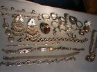 Mixed Lot Of Vintage Sterling Silver  Scrap or Not 162.90 Grams All Wearable