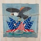 Eagle PATRIOTIC EMBROIDERY TAPESTRY