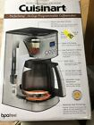 Cuisinart PerfecTemp 14 Cup DCC 3200 Program Coffee Maker Stainless Steel NEW
