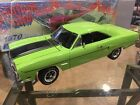1 18 GMP 1970 Plymouth Road Runner Diecast Rapid Transit System G1803112