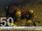 50X Zombie Cards Includes Rares MTG Magic 50 Zombie Collection Deck