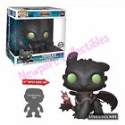 "Funko Pop! Toothless 10"" How To Train Your Dragon 3 *Target Exclusive* In Hand"