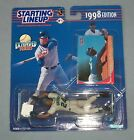 KEN GRIFFEY JR 1998 Extended Starting Lineup Figure & Card - Mint in Package