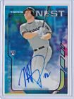 2014 Topps Finest Baseball Rookie Autographs Gallery, Guide 44