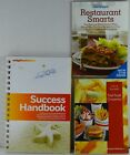Weight Watchers Success Handbook Fast Food Companion Restaurant Smarts B 190