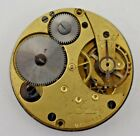 Vintage Junghans 32 Pocket Watch Movement 42.70mm lot.t